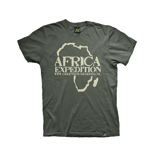 Camiseta Green House Africa Expedition