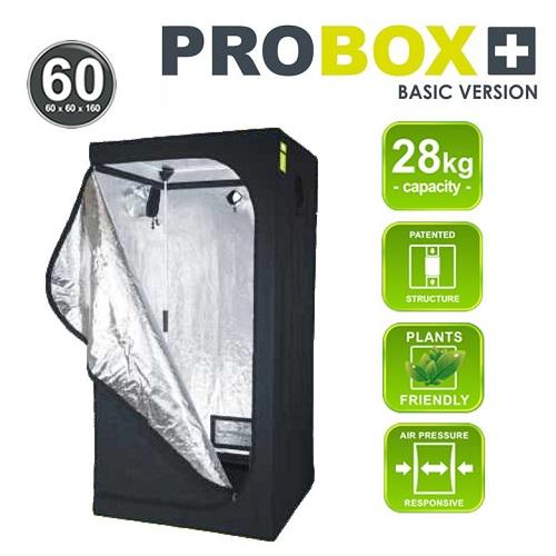 Estufa Probox Basic 60 - Tamanho 60x60x160 Garden Highpro