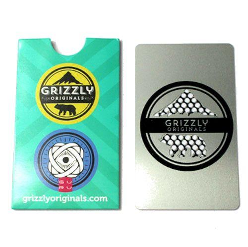 Triturador Cartão Grizzly