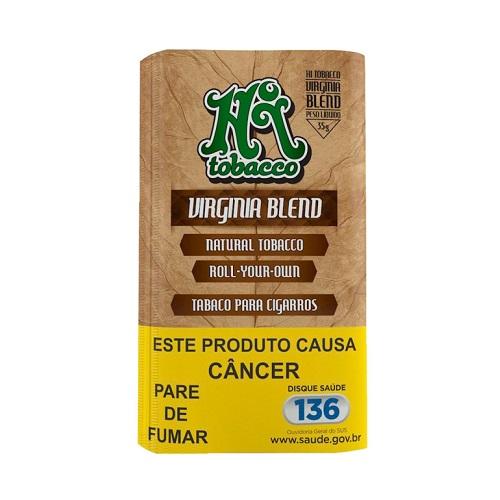 Tabaco Orgânico Hi Virginia Special Blend 35g