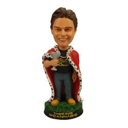 Bobblehead Arjan  The King Of The Cannabis - Green House