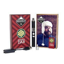 Vaporizador p/ Dab / Wax Grizzly Honey Dab